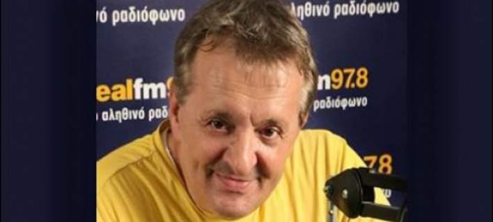 Εφυγε από τη ζωή ο 35χρονος γιος του δημοσιογράφου Γιώργου Γεωργίου