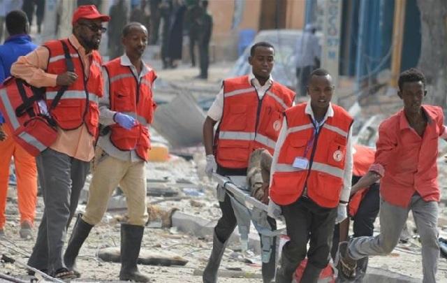 Σομαλία: Τουλάχιστον 13 νεκροί από την επίθεση σε ξενοδοχείο της Μογκαντίσου