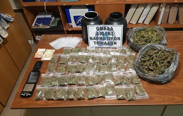 Συνελήφθη 27χρονος για διακίνηση ναρκωτικών