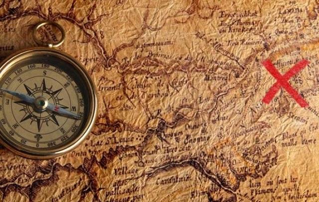 Λαρισαίος δικηγόρος σε υπόθεση με κληρονόμους και χάρτη που οδηγεί σε μυθικό θησαυρό
