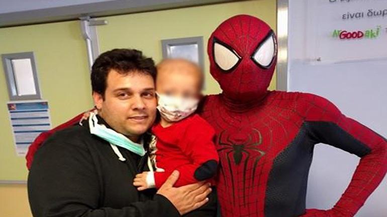 Έκκληση σε βοήθεια για 2,5 ετών παιδάκι που πάσχει από καρκίνο