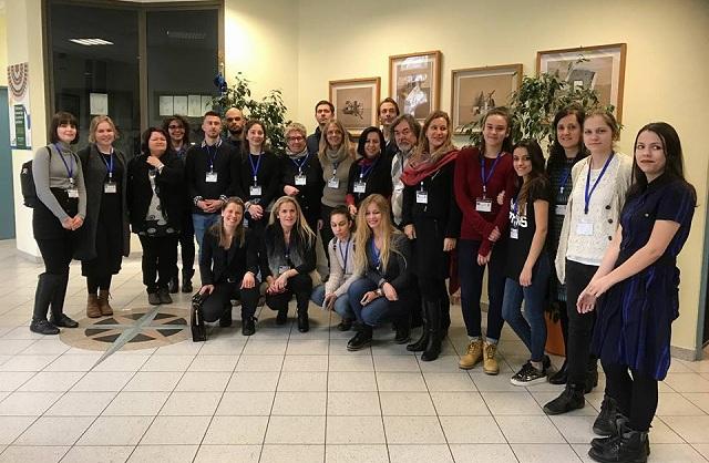 Σε διακρατική συνάντηση στην Ιταλία σπουδαστές του ΙΙΕΚ Δήμου Βόλου