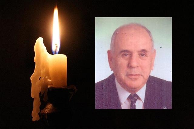 40ημερο μνημόσυνο ΓΕΩΡΓΙΟΥ ΣΚΟΥΡΓΙΑ