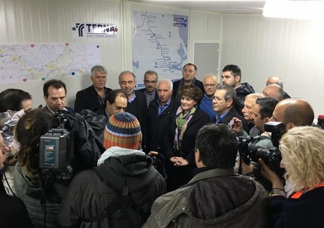 Χρ. Σπίρτζης από Καρδίτσα: Ο Ε-65 θα ολοκληρωθεί στο σύνολό του