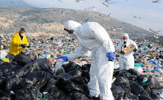 Εντοπίστηκαν ραδιενεργά απόβλητα στην Κερατέα. Φάμελλος: Ψάχνουμε την πηγή