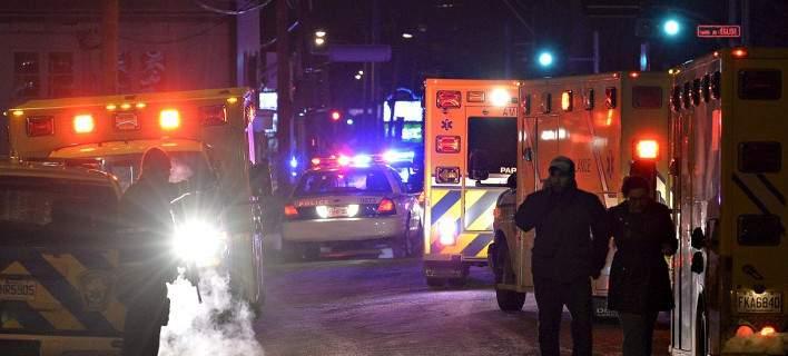 Καναδάς: Στην αστυνομία τηλεφώνησε ο ένας ύποπτος για επίθεση στο τέμενος. Ηθελε να παραδοθεί