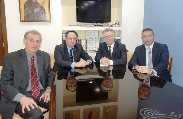 Προοπτικές συνεργασίας στον τουρισμό ανάμεσα σε Μαγνησία και Γαλλία