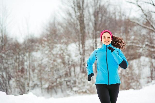 12 συμβουλές για προπόνηση τον χειμώνα