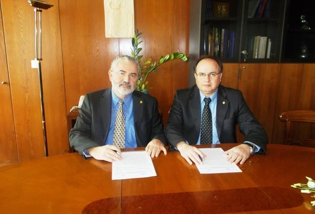 Σύμφωνο Συνεργασίας του Πανεπιστημίου με το Επιμελητήριο