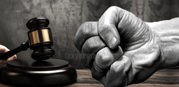 Καταδίκη για άγριο ξυλοδαρμό για απλήρωτα ενοίκια