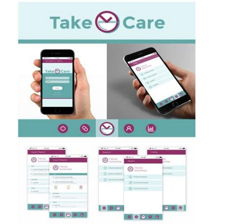 Εφαρμογή για τη συμμόρφωση του ασθενή με τη φαρμακευτική αγωγή