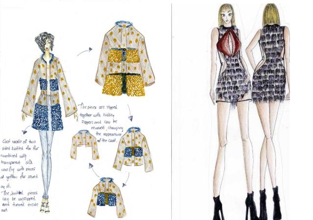 Πανελλήνια διάκριση δύο σχεδιαστριών μόδας του ΙΙΕΚ Δήμου Βόλου