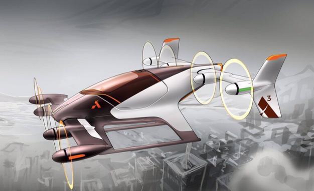 Το ιπτάμενο αυτοκίνητο είναι πραγματικότητα