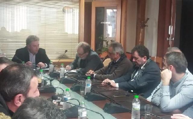 Προβλήματα επιχειρήσεων στην ατζέντα συνάντησης Γ.Γ. Βιομηχανίας και ΕΒΕ Καρδίτσας