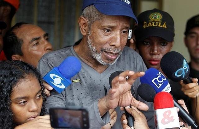 Κολομβιανοί αντάρτες απελευθερωσαν όμηρο πρώην βουλευτή
