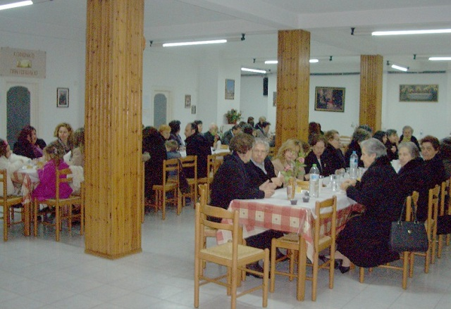 Ένας χρόνος λειτουργίας του Κοινωνικού Παντοπωλείου στον Άγ. Νικόλαο Αλμυρού