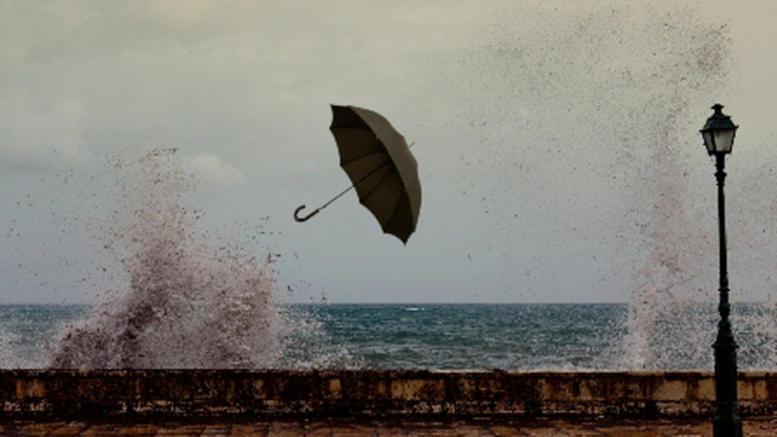 Aλλάζει ο καιρός: Ερχονται βροχές, καταιγίδες και πτώση της θερμοκρασίας