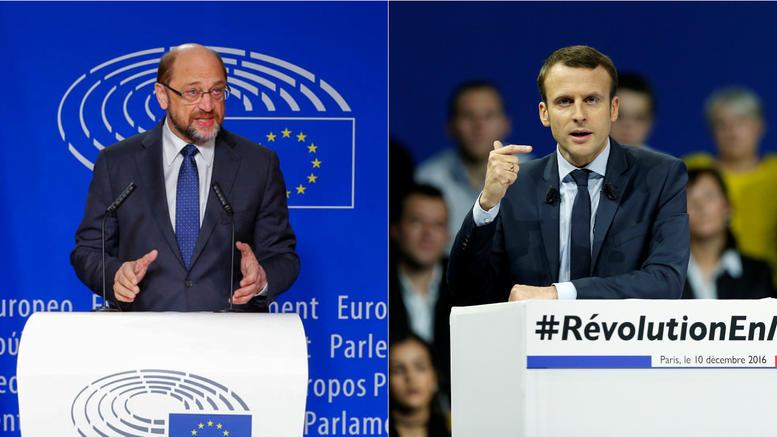 Οι δημοσκοπήσεις φέρνουν τα πάνω-κάτω σε Γερμανία και Γαλλία