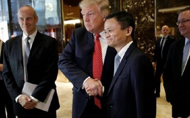 Ο πιο πλούσιος Κινέζος προειδοποιεί για πόλεμο Κίνας - ΗΠΑ