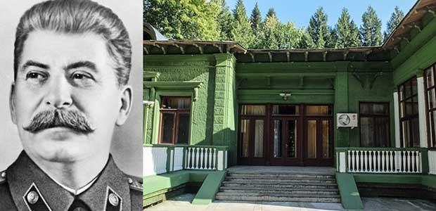 Το ησυχαστήριο του Στάλιν στην Αμπχαζία