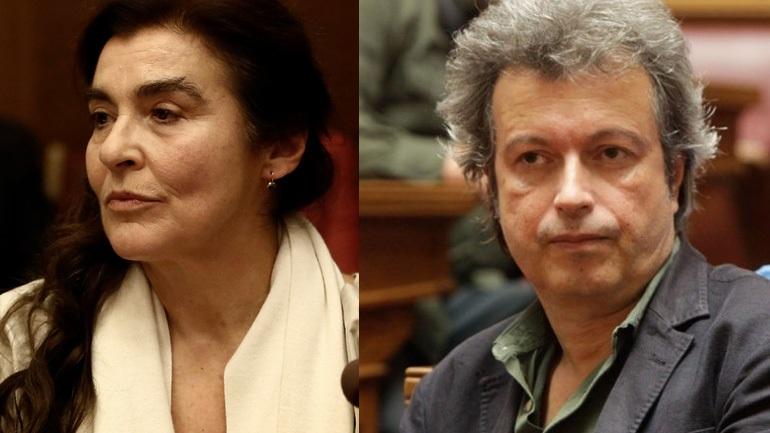 Επίθεση Τατσόπουλου σε Κονιόρδου: «Είσαι ηλίθια κοπέλα μου, καρα-ηλίθια»