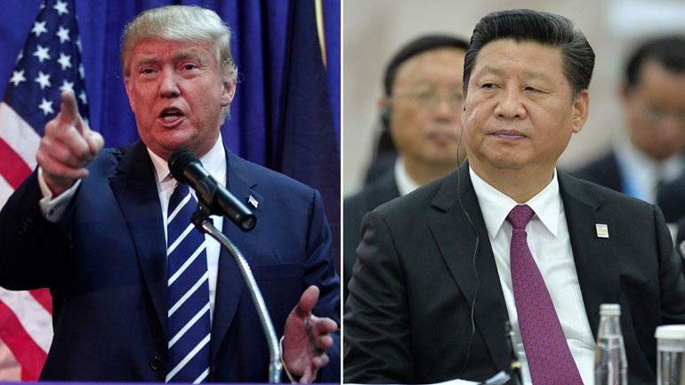 Επιστολή Τραμπ στον Κινέζο πρόεδρο Σι Τζινμπίνγκ