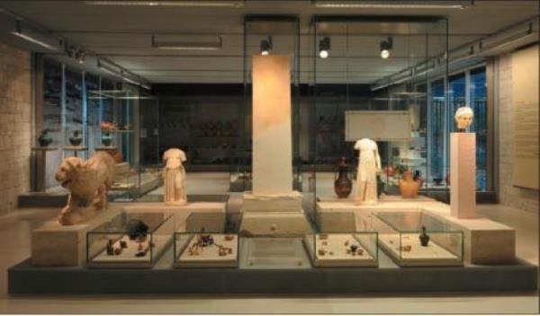 Εκπαιδευτική επίσκεψη στο νέο Αρχαιολογικό Μουσείο Θηβών