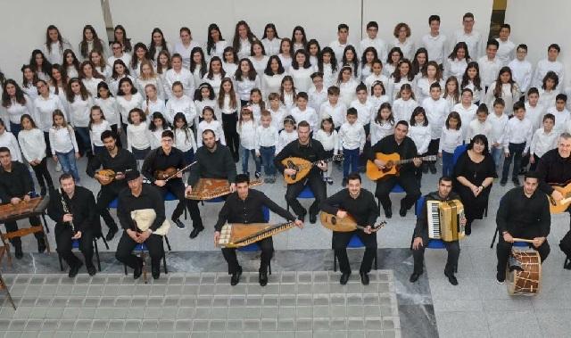 Από την προσφυγική Νέα Ιωνία Βόλου στο Μέγαρο Μουσικής Αθηνών