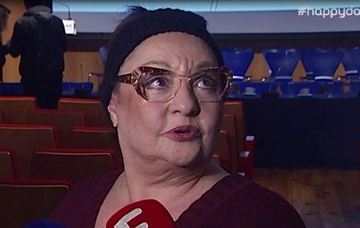Μίρκα Παπακωνσταντίνου: To σχόλιο για τη Βανδή που πρωταγωνιστεί στο «Mamma Mia»