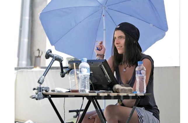 Μια Ελληνίδα στην κούρσα του φεστιβάλ Βερολίνου