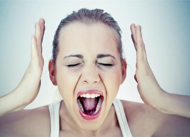 Προσοχή: Ο θυμός βλάπτει