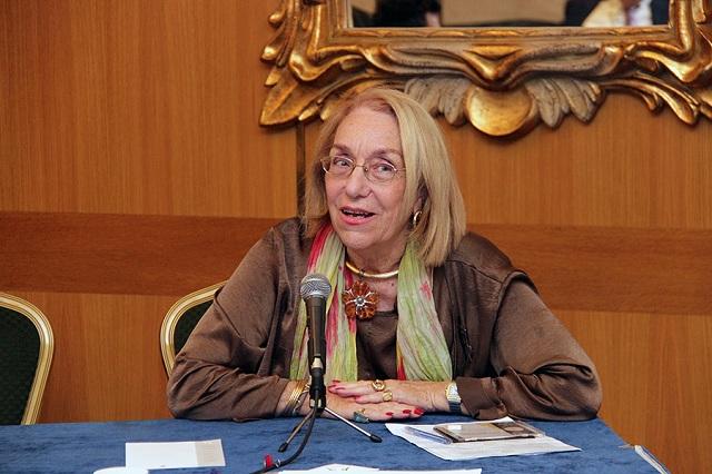 Στο Βόλο η πρόεδρος της Ελληνικής Ομοσπονδίας Φίλων Μουσείων