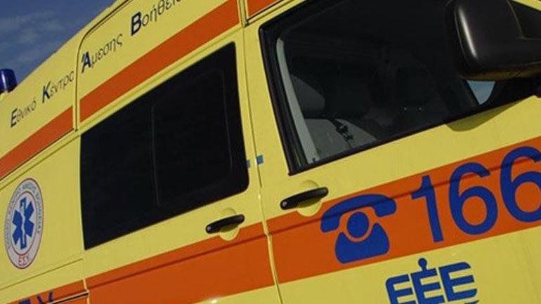 Σκοτώθηκε 32χρονος σε τροχαίο στην Ε.Ο. Καρδίτσας-Τρικάλων