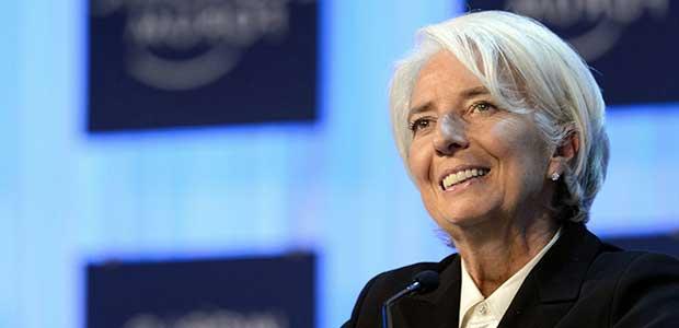 Λαγκάρντ: Δεν μπορούμε να κάνουμε εξαιρέσεις για την Ελλάδα