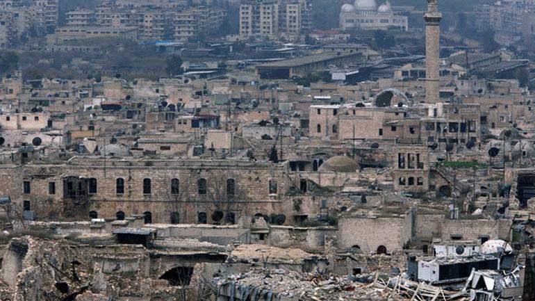 Επιθέσεις με αέριο χλωρίου πραγματοποίησε ο συριακός στρατός στο Χαλέπι