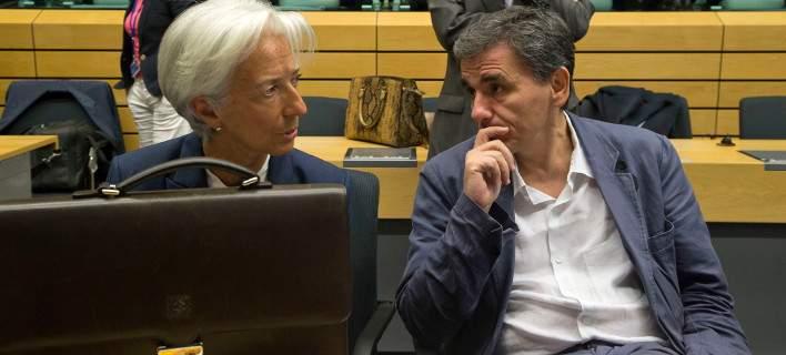 Πυκνή ομίχλη στη διαπραγμάτευση. Το ΔΝΤ παίζει με το Grexit