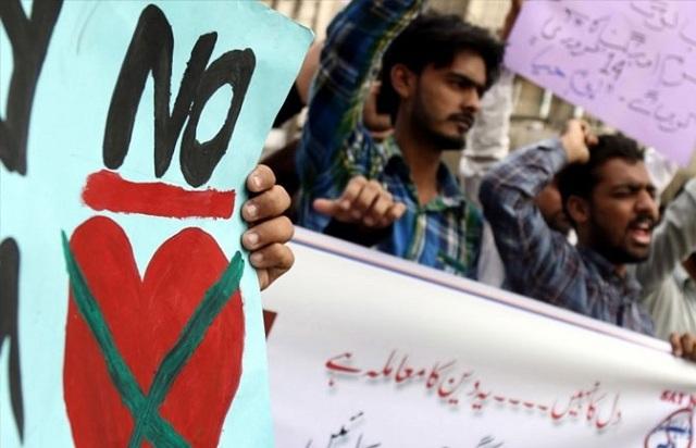 Απαγόρευσε τη γιορτή του Αγίου Βαλεντίνου δικαστήριο στο Πακιστάν