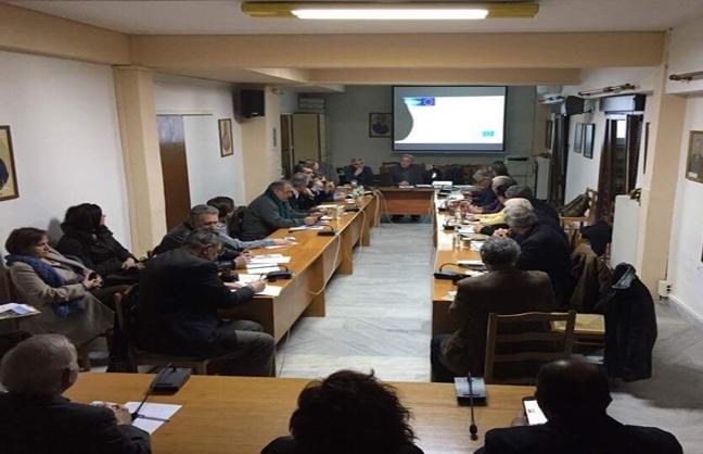 Συνάντηση 7 Δημάρχων της Δυτικής Θεσσαλίας στο Μουζάκι