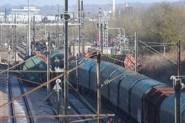 Σύγκρουση τρένων στο Λουξεμβούργο, με τουλάχιστον 6 τραυματίες