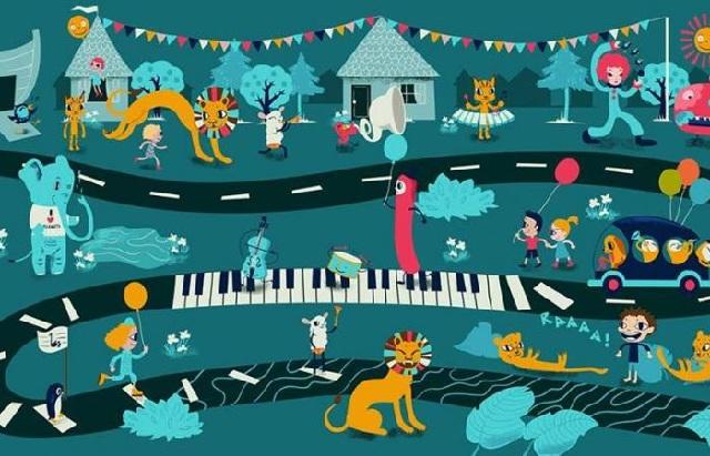 «Το Καρναβάλι των Ζώων», εκπαιδευτικό πρόγραμμα για παιδιά