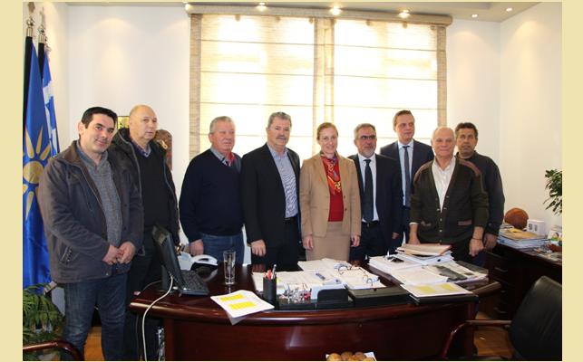 Επεκτείνεται το δίκτυο φυσικού αερίου και σε περιοχές του Δήμου Χαλκηδόνας