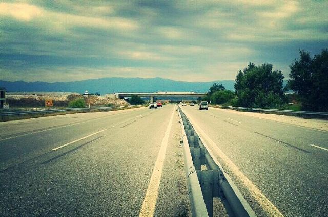 Κυκλοφοριακές αλλαγές στο δρόμο Τρικάλων – Λάρισας