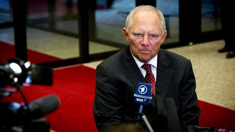 Εκπρόσωπος Σόιμπλε: Δεν θα έχουμε συμφωνία τη Δευτέρα