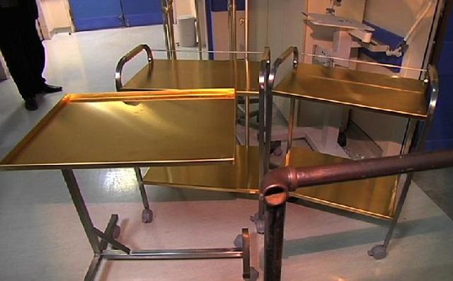 «Θωρακίζεται» με χαλκό η ΜΕΘ του Νοσοκομείου Βόλου