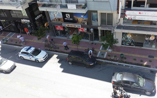Πρόταση για το κυκλοφοριακό από το Δήμο Βόλου