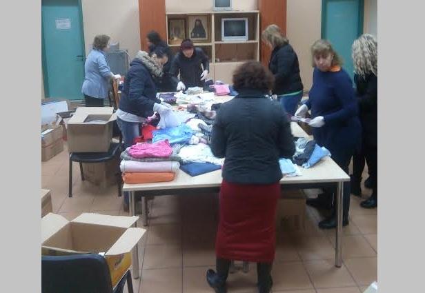 Ανθρωπιστική βοήθεια μέχρι τη Μαδαγασκάρη