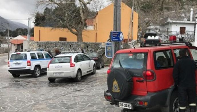 Κρήτη: Γυναίκα έπεσε σε γκρεμό στα Σφακιά