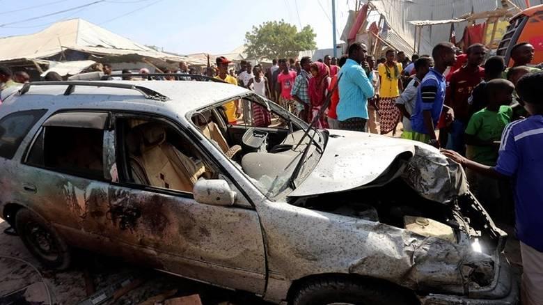 Σομαλία: Επίθεση αυτοκτονίας με δεκάδες νεκρούς και τραυματίες