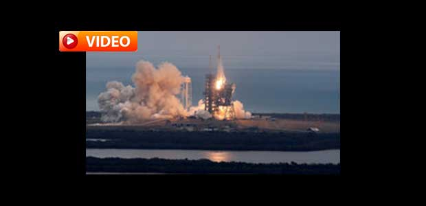 Η ιστορική εκτόξευση του Falcon 9 και η επιστροφή του στη Γη 9 λεπτά μετά