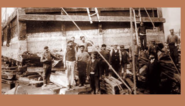 Γρηγόρης Καρταπάνης: Ναυπηγικές μαρτυρίες του Ν. Χριστόπουλου